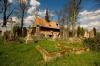 dřevěný kostel Broumov
