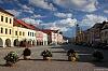 náměstí Litomyšl