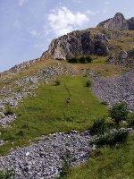 cesta ke skalní bráně