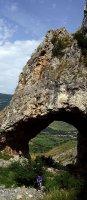 skalní brána